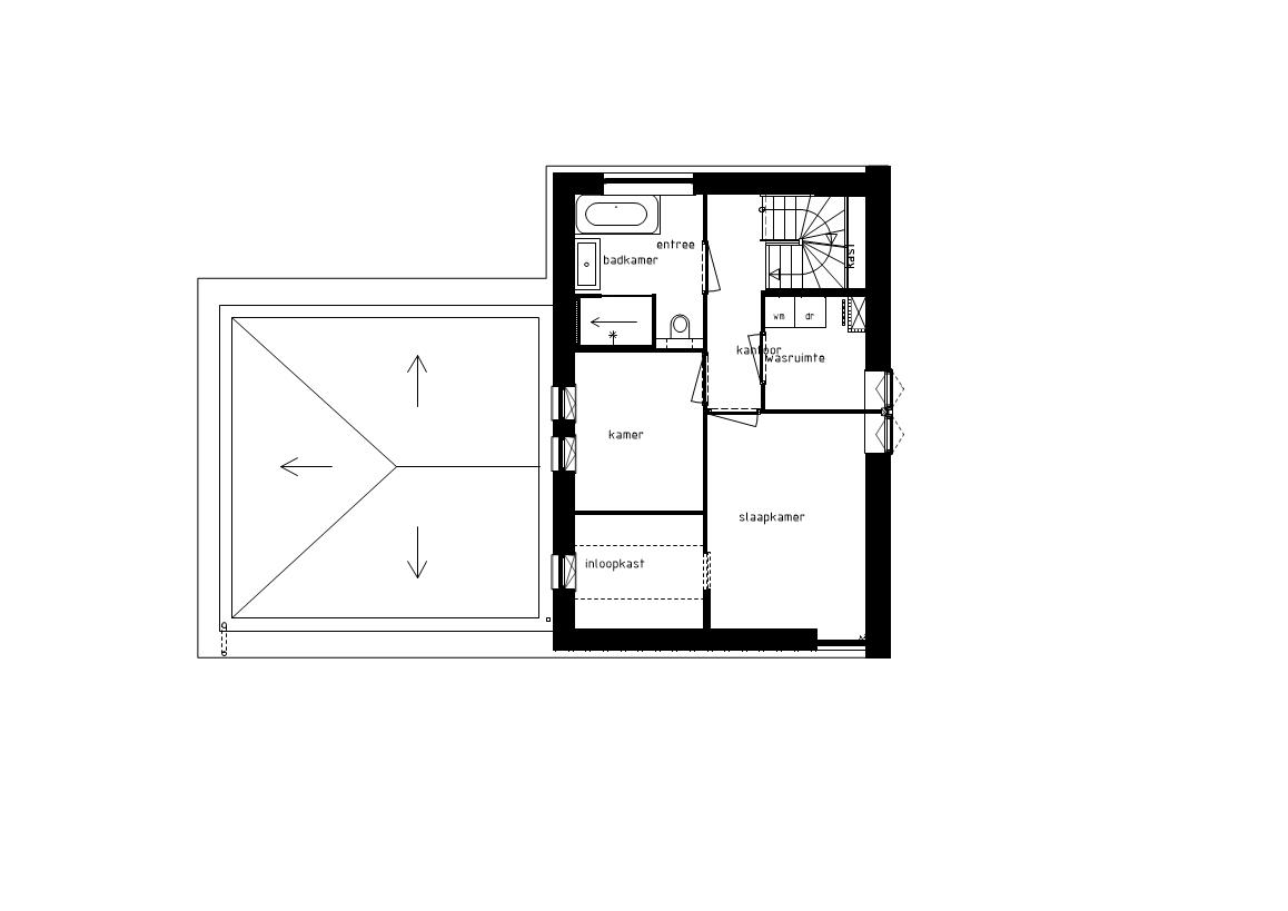 Meekel op zeven - eerste verdieping