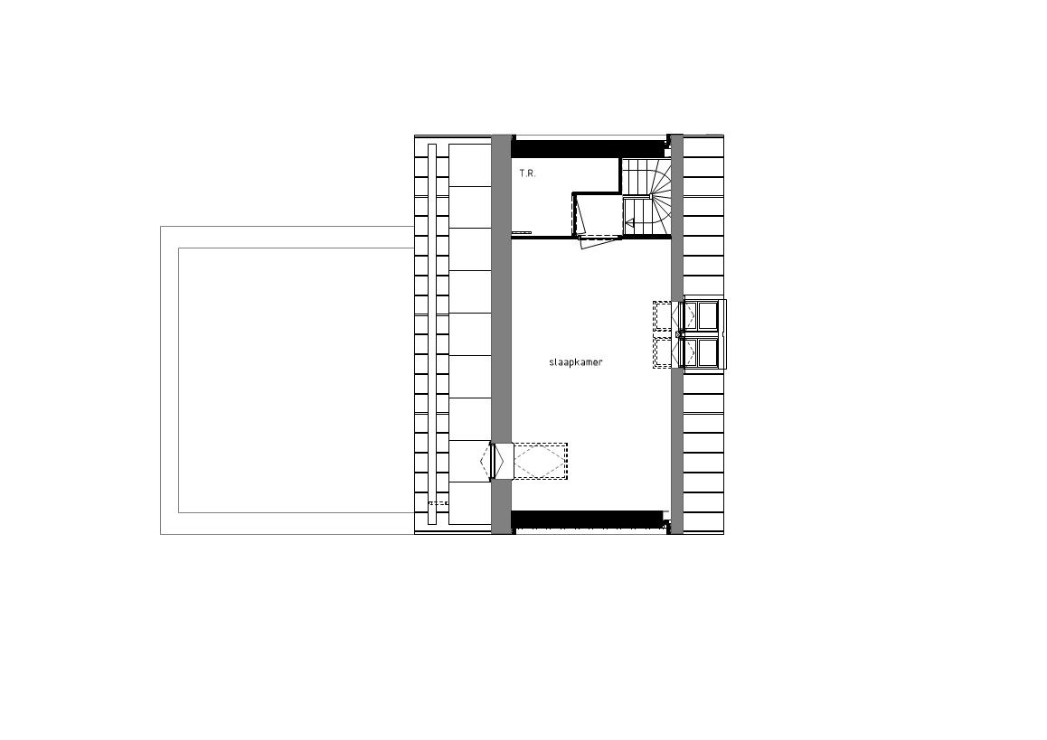 Meekel op zeven - tweede verdieping